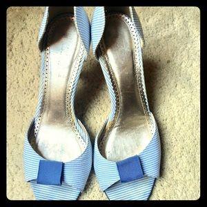 J Crew Isabella Sandal Shoe Peep Toe